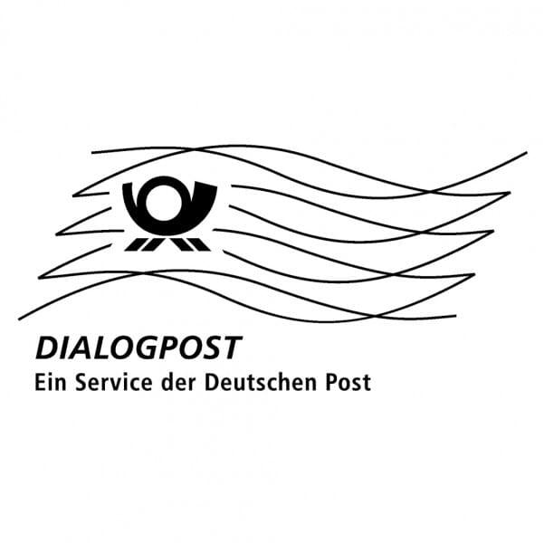Dormy Imprint 13 - Dialogpost Stempel (44x21 mm)