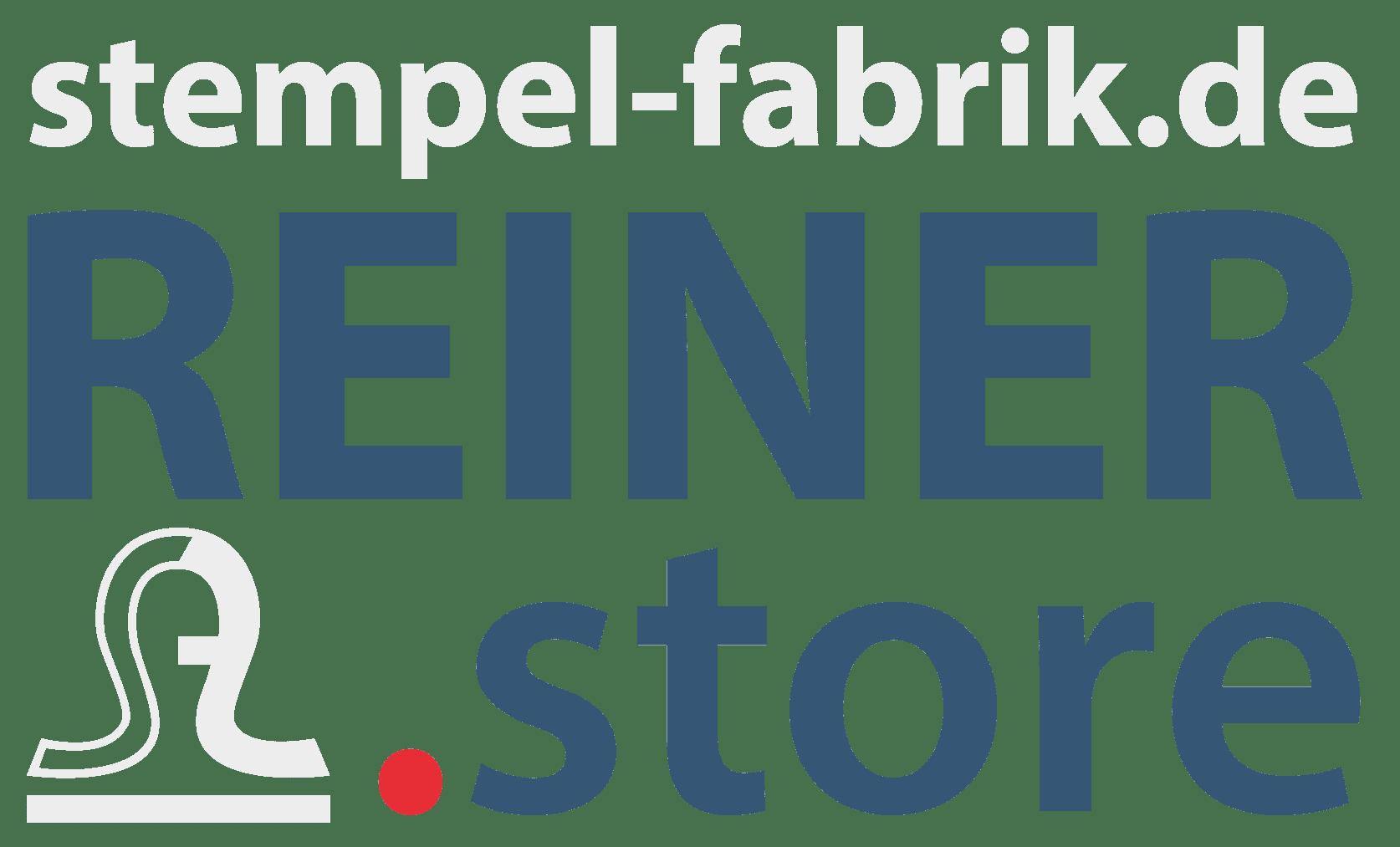 www.reiner.store - Stempel online bestellen – Stempel günstig im Stempel-Shop
