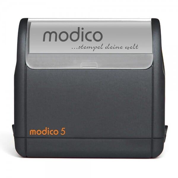 Modico M5 (63x24 mm - 6 Zeilen)