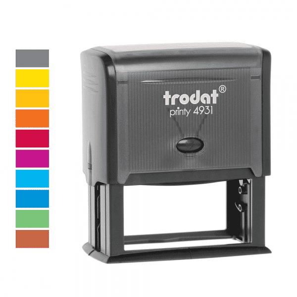 Trodat Printy 4931 Premium (70x30 mm - 7 Zeilen) bei Stempel-Fabrik