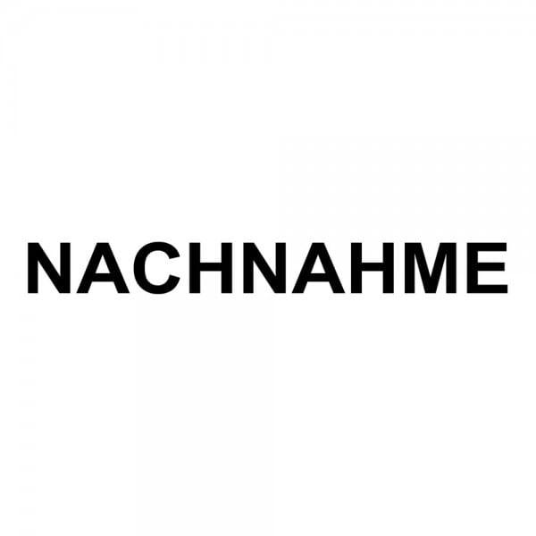 Holzstempel NACHNAHME (50x10 mm - 1 Zeile)