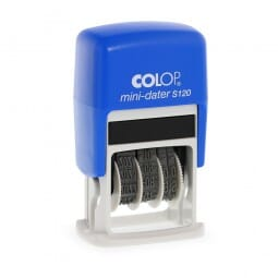 Colop Mini-Dater S 120 (SH 4 mm - 19x4 mm)