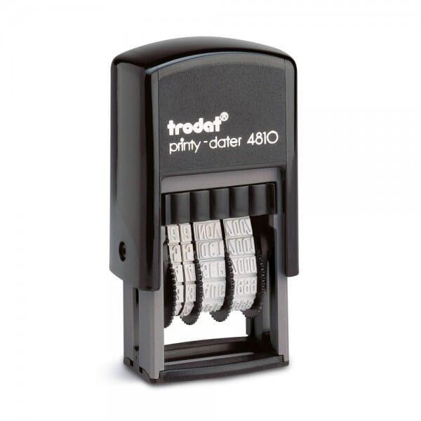 Trodat Printy Classic 4810 (SH 3,8 mm - 20x3,8 mm) bei Stempel-Fabrik