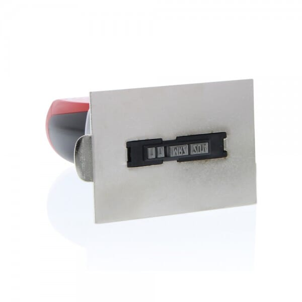Colop Platten-Datumstempel P 700/18 (70x50 mm - 10 zeilen)