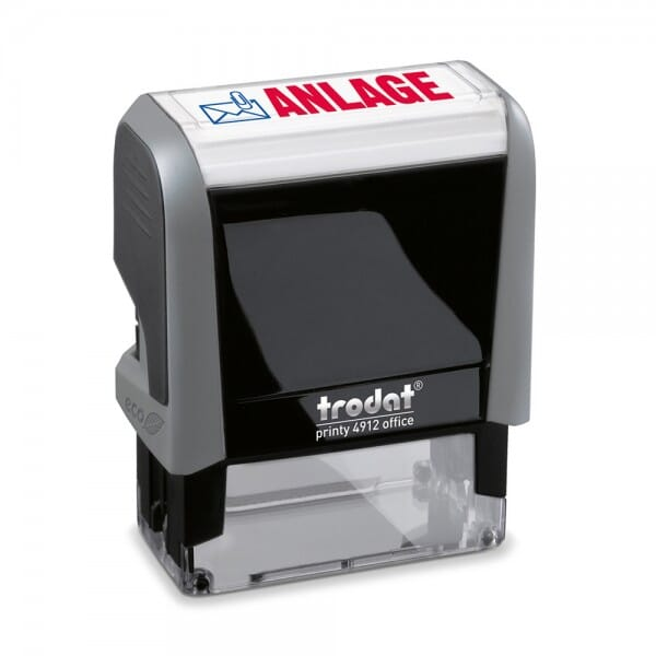 "Trodat Office Printy Textstempel ""Anlage"" 4912 (47x18 mm)"