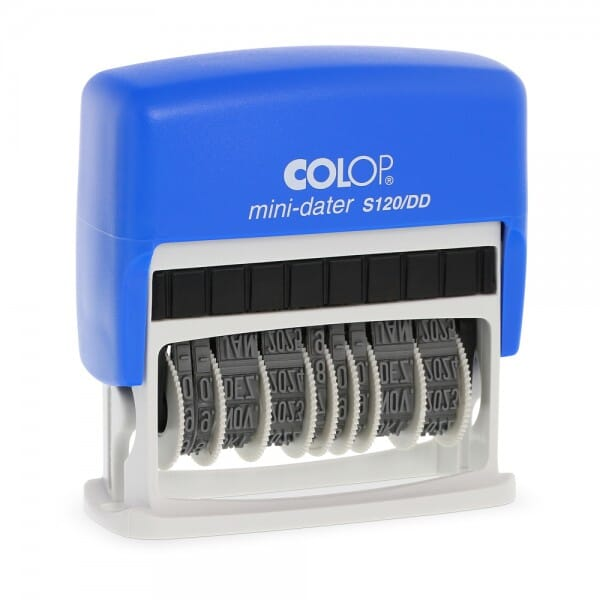 Colop Mini-Dater S 120/DD (SH 4 mm - 46x4 mm)