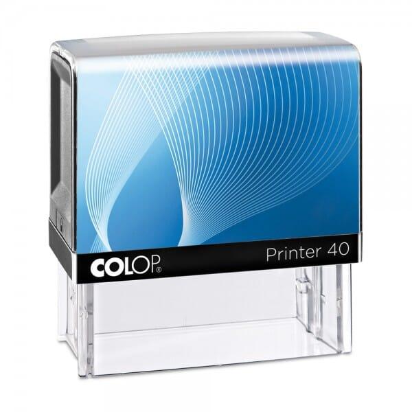 Colop Printer 40 (59x23 mm - 5 Zeilen)