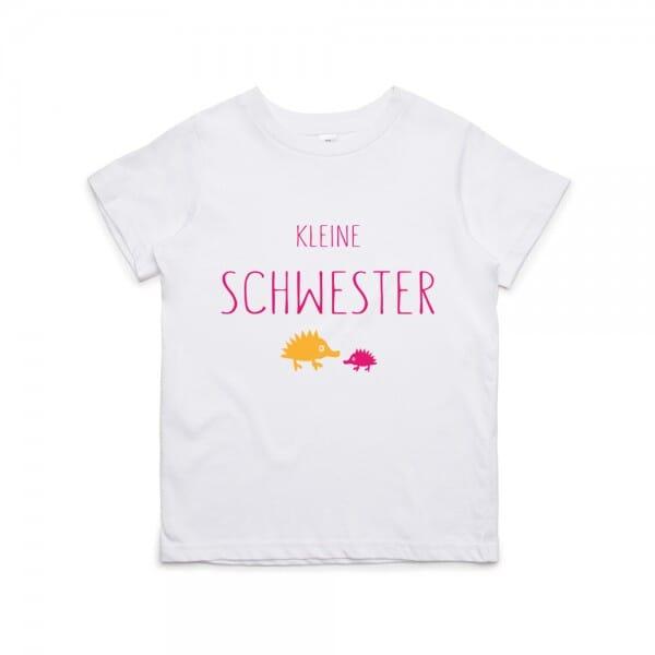 """Kinder T- Shirt """"Kleine Schwester"""""""
