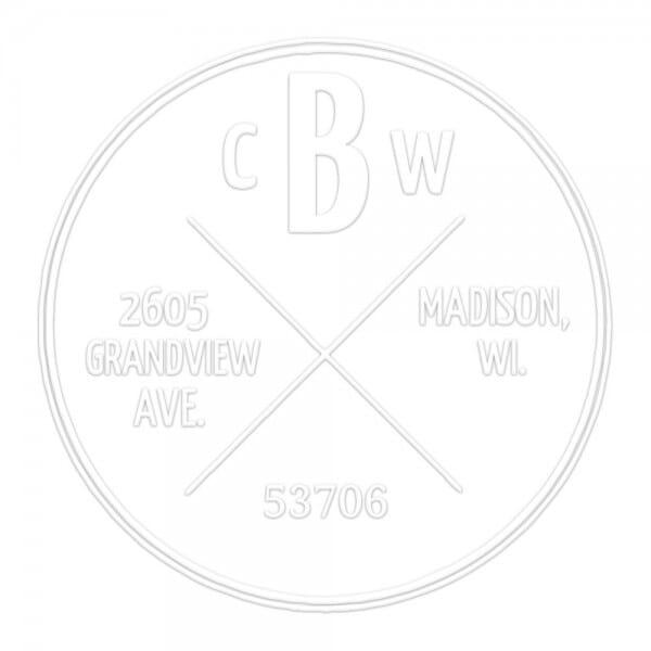 Monogramm-Prägezange 51 mm rund - Kreativ und sauber