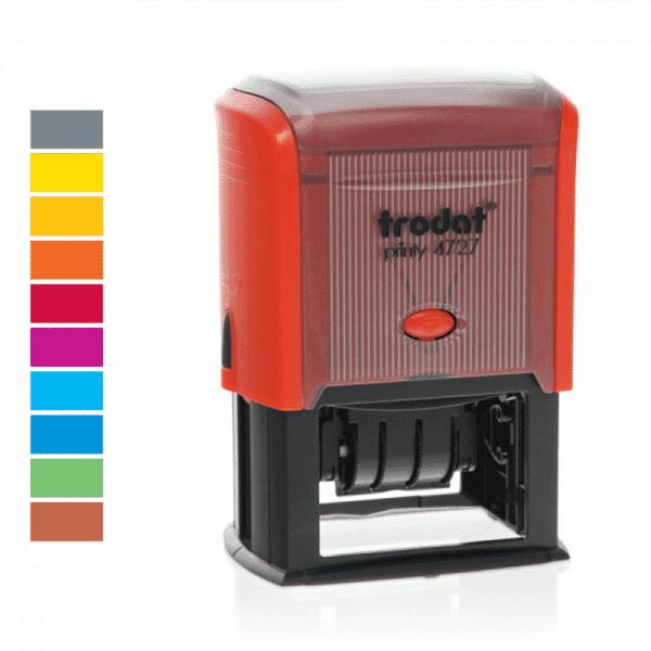 Trodat Printy 4727 Premium (60x40 mm - 6 Zeilen) bei Stempel-Fabrik