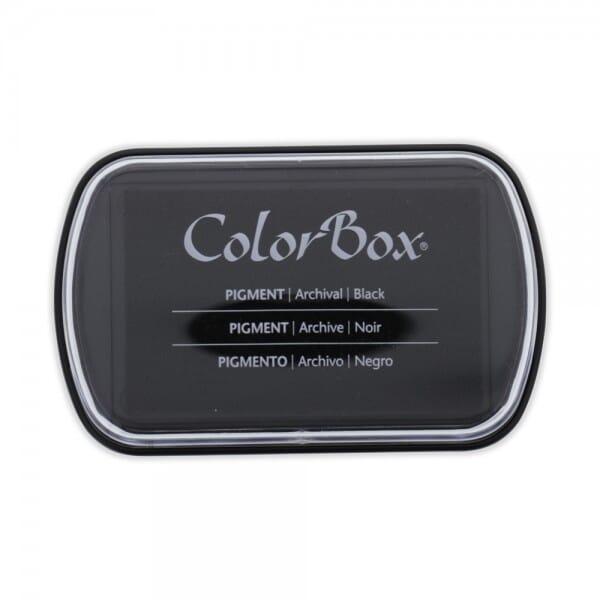 Clearsnap Colorbox - Black Stempekissen (10 x 6,3 cm)