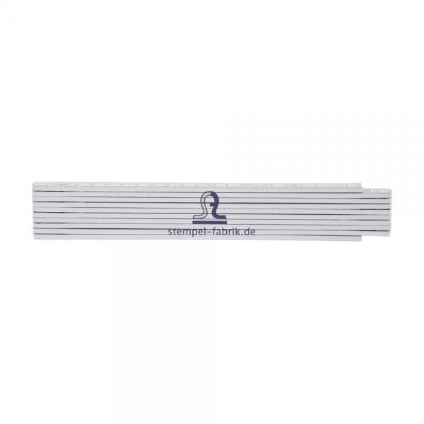 Zollstock (Gravurmaße 235x35 mm)