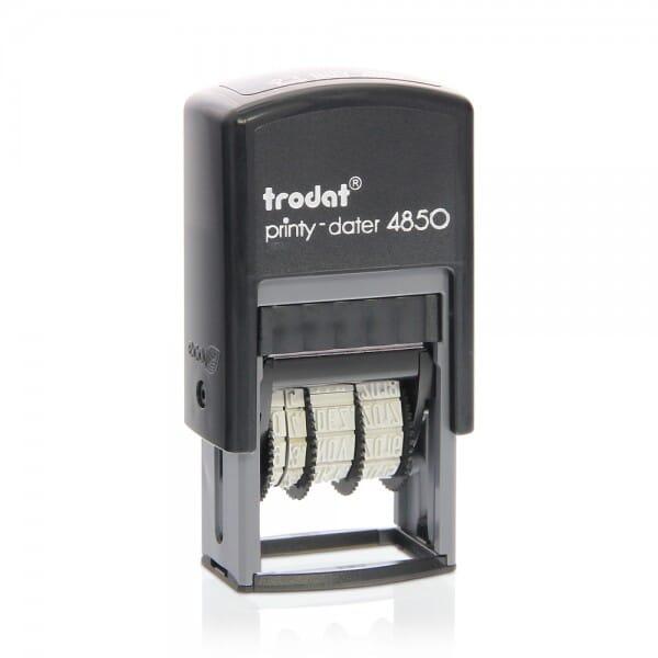 Trodat Printy Classic 4850/L Dater ( 25x3,8 mm) bei Stempel-Fabrik