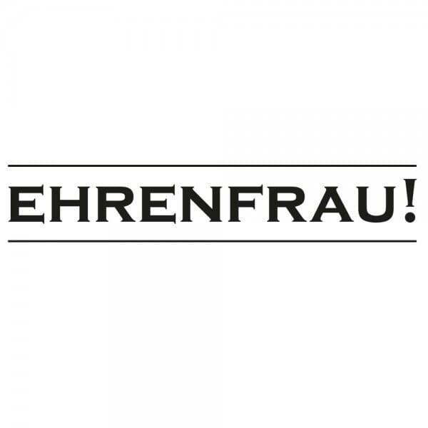Ehrenfrau, Jugendwort 2018 – Trodat Mobile Printy 9412 (47x18 mm)