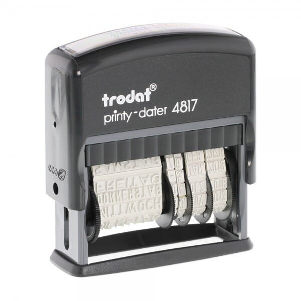 Trodat Printy 4817 Dater (47x3,8 mm)