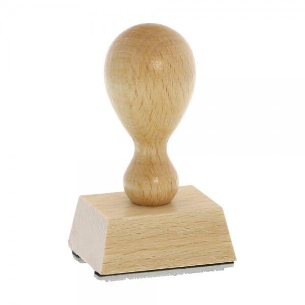 Liebe Holzstempel (40x30 mm)