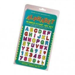 SALE - ALPHABET - Stempel Set