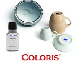 Coloris Stempelfarben für Metall & Keramik