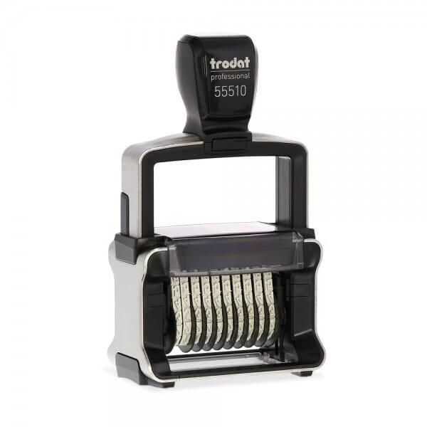 Trodat Professional 55510 (SH 5 mm - 10 Stellen)