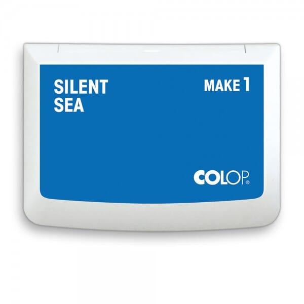 "COLOP Stempelkissen MAKE 1 ""silent sea"" (90x50 mm)"