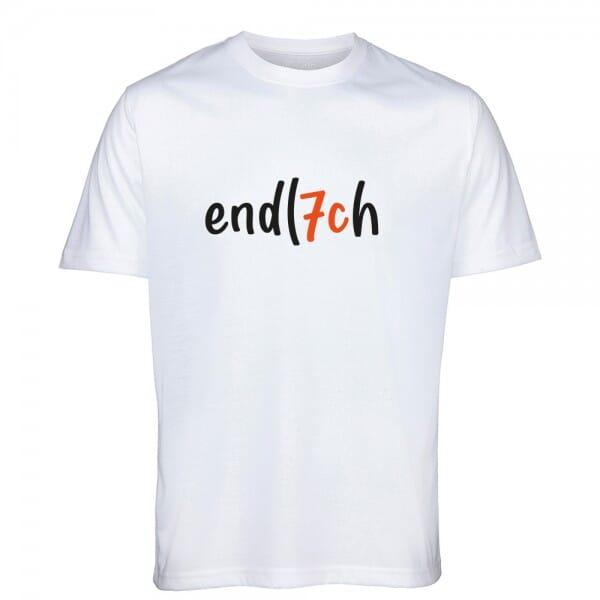 """T- Shirt Standard zum 70.Geburtstag """"Endlich 70"""""""