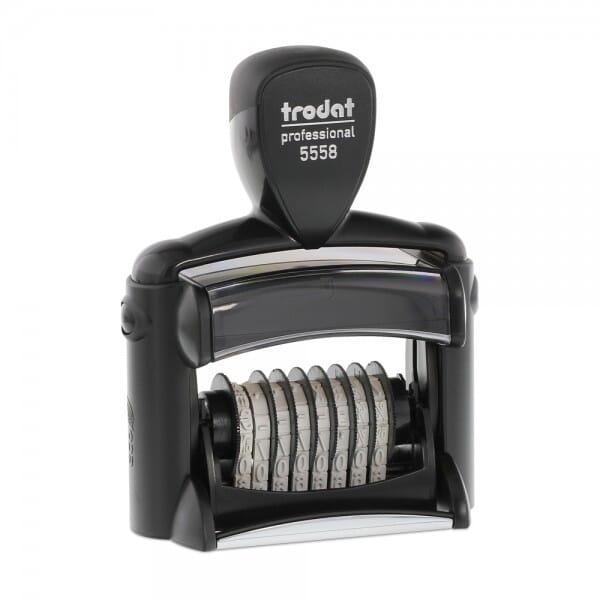 Trodat Professional 5558 (SH 5 mm - 8 Stellen)