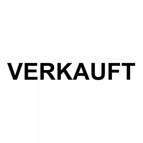 Holzstempel VERKAUFT (40x10 mm - 1 Zeile)