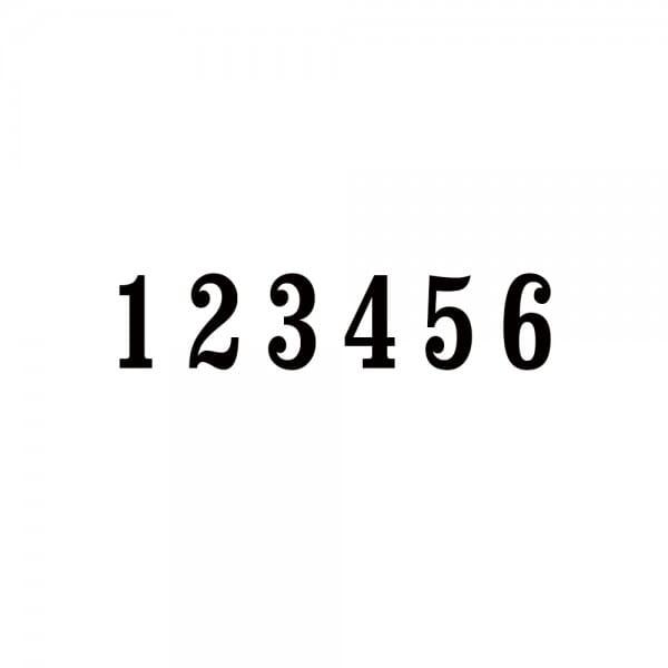 Trodat Numeroteur 5756/M Roman