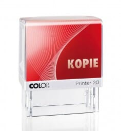 Colop Printer 20 LGT KOPIE (38x14 mm)
