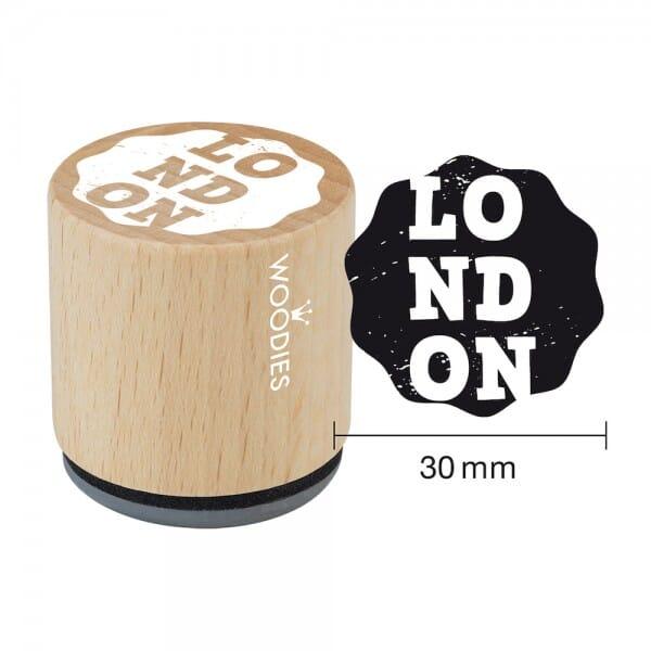 Woodies Stempel - London bei Stempel-Fabrik