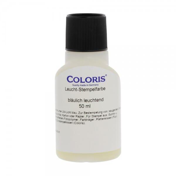 Coloris Stempelfarbe Leuchtstempelfarbe LT
