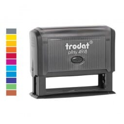 Trodat Printy 4918 Premium (75x15 mm - 5 Zeilen)