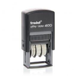 Trodat Printy 4850 Dater (25x5 mm - 1 Zeile)