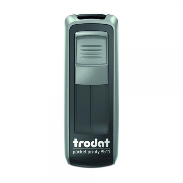 Taucherstempel - Padi Trodat Mobile Printy 9511 (37x14 mm - 4 Zeilen)