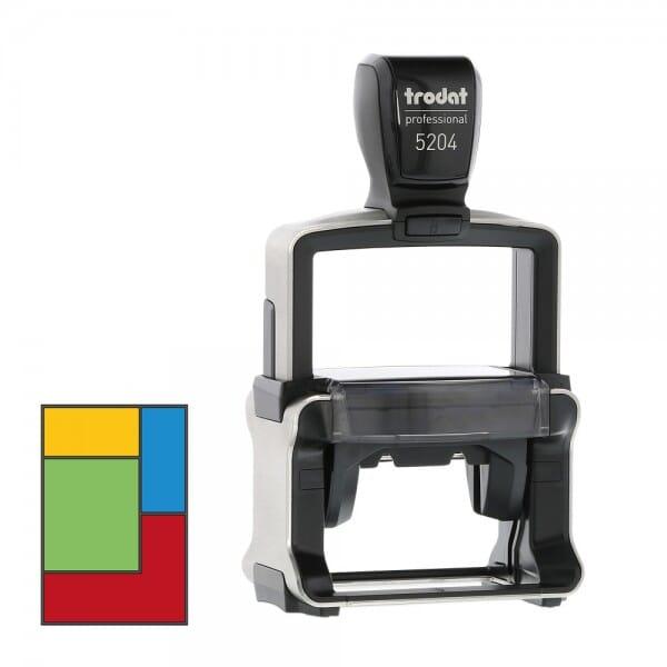 Trodat Professional 5204 MCI (56x26 mm - 6 Zeilen)