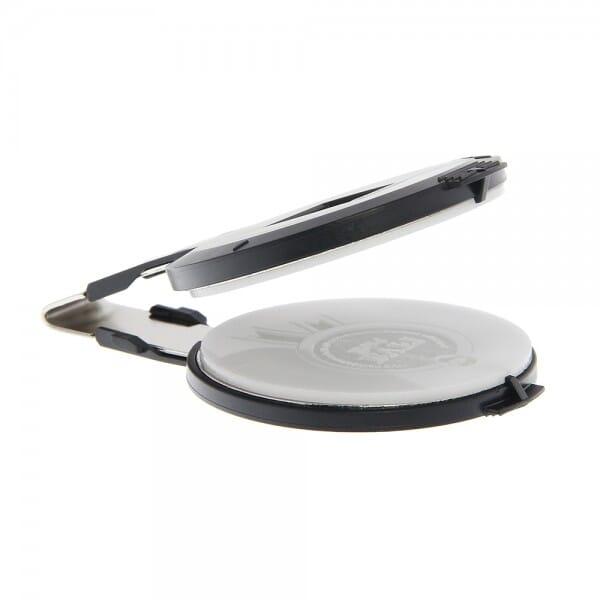 Trodat Ideal Prägezangeneinsatz (51 mm rund - 6 Zeilen)