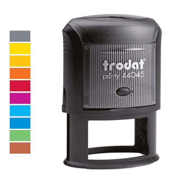 Trodat Printy 44045 oval Premium (45x30 mm - 8 Zeilen) bei Stempel-Fabrik