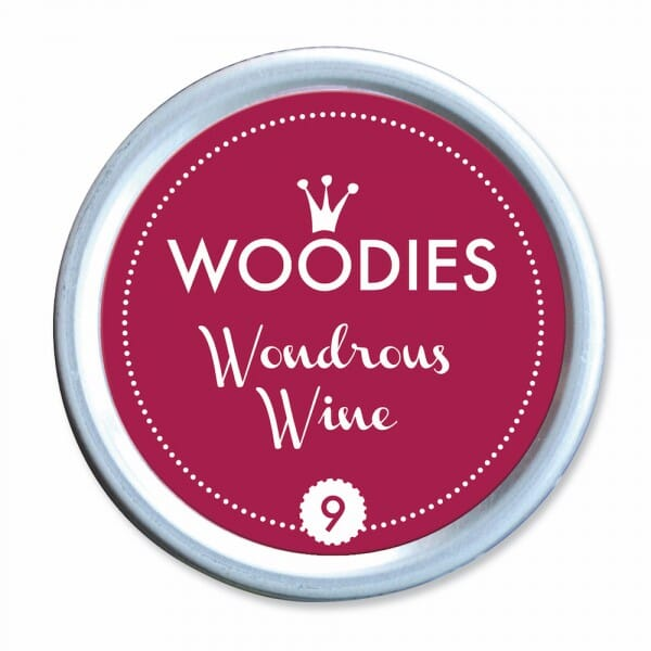 Woodies Stempelkissen - Wondrous Wine bei Stempel-Fabrik