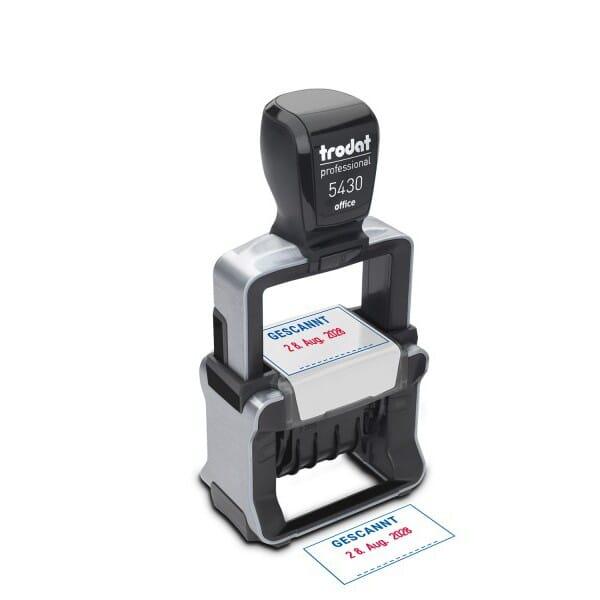 Trodat Office Professional 5430 GESCANNT (41x24 mm)