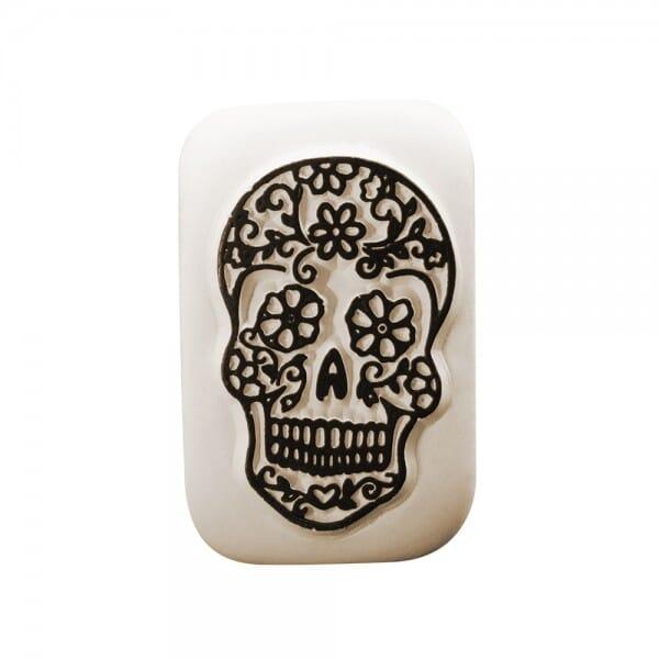 """Ladot Stein medium """"sugar skull"""""""