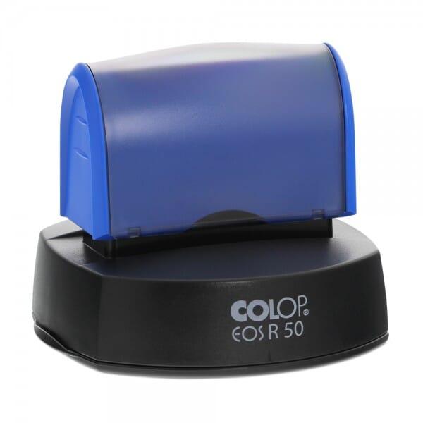 Colop EOS R 50 (ø50 mm - 9 Zeilen)