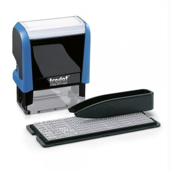 Trodat Printy Typomatic 4911 (37x14 mm - 3 Zeilen)