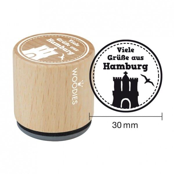 Woodies Stempel - Hamburg bei Stempel-Fabrik