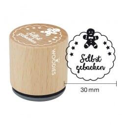 Woodies Stempel - Selbst gebacken