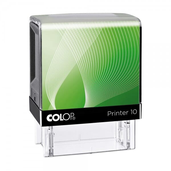 Colop Printer 10 (27x10 mm 3 Zeilen)