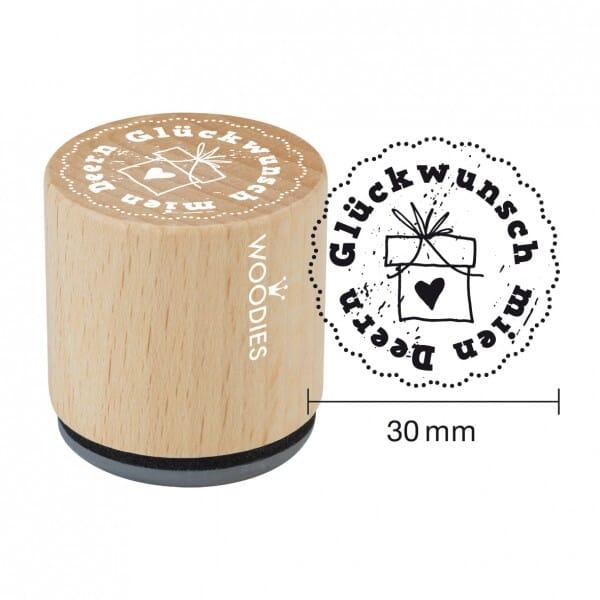 Woodies Stempel - Deern