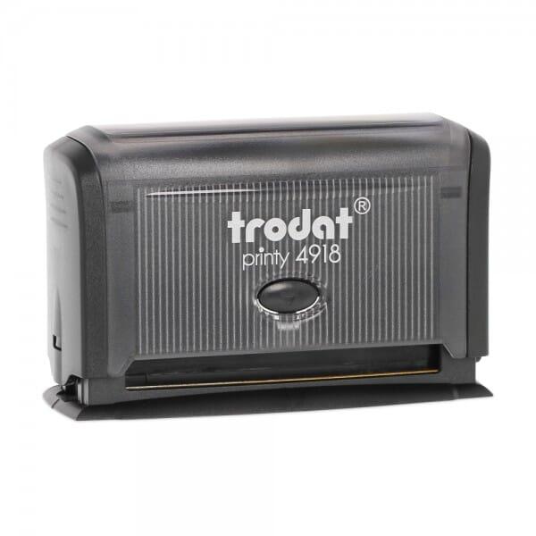 Trodat Printy 4918 (75x15 mm - 4 Zeilen)
