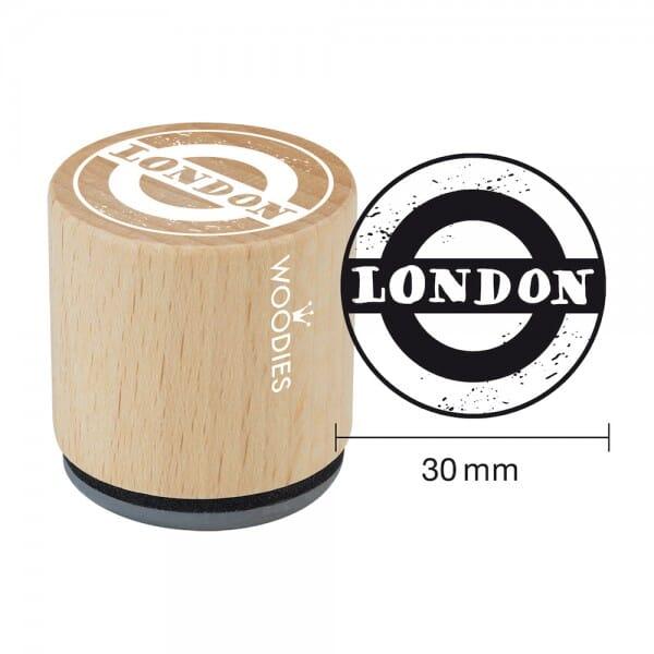Woodies Stempel - London Underground bei Stempel-Fabrik