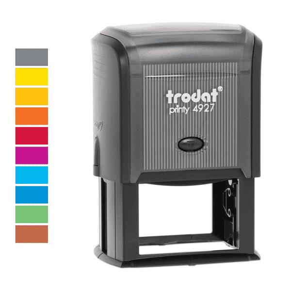 Trodat Printy 4927 Premium (60x40 mm - 10 Zeilen)