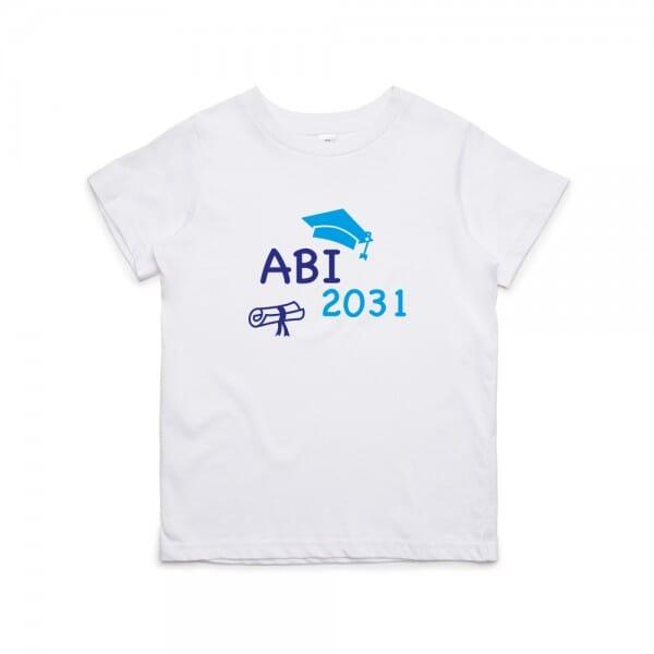 "Kinder T- Shirt ""ABI 2031"""